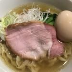 麺 みつヰ - 具材のアップ