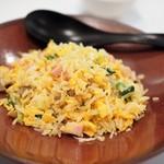 龍圓 - 叉焼、シラス、九条葱  炒飯