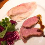 オステリア アバッキオ - 前菜2