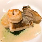 オステリア アバッキオ - 魚料理