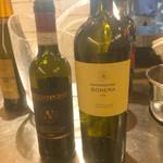 オステリア アバッキオ - ワイン