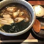 玄 田むら - 牡蠣南ばんそば 1550円