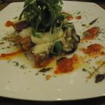 和酒バル 鈴家 - 豚肉のソテー