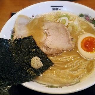 麺喰い メン太ジスタ - 料理写真:【濃厚中華そば】¥880
