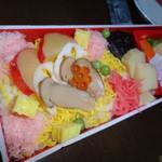 京樽 - 松茸ちらし746円