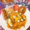 ベンガル カレー - 料理写真:NEW YEAR SPECIAL  チキンビリヤニ、チキンティッカカレー、シークケバブ
