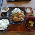 臺眠 - 甲州豚の塩麹漬け焼き定食