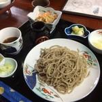 千寿庵 - 料理写真:そば千寿