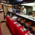 インドレストラン バーワルチー -