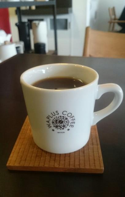 ワプラスコーヒー