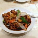 南国亭 - 酢豚