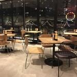 cafe&diner  FLOWERS 中之島バンクス -