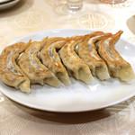 南国亭 - 焼き餃子