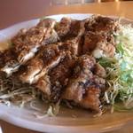 四川亭 - ランチ油淋鶏