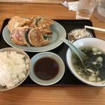 79742670 - 佐野餃子定食