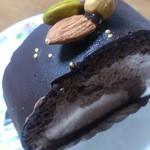 79743157 - チョコのケーキ
