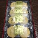 うぶた堂 - 料理写真:和三盆ほろり