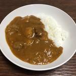 道の駅 海山 - 翻車魚カレー