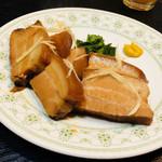沖縄料理 ダルマ - ラフテー¥750