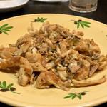 沖縄料理 ダルマ - フーチャンプルー¥680