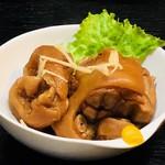 沖縄料理 ダルマ - てびち¥450