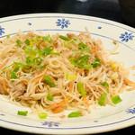 沖縄料理 ダルマ - ソーメンチャンプルー¥680