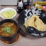 越後つけ麺 維新 - カレーつけ麺
