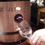 MUBU - 貸切パーティでは樽ワインもご提供