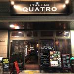 ITALIAN QUATRO - 外観