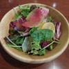 トラットリア ターボロ・ディ・フィオーリ - 料理写真:サラダ