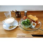 UMEMIDAI COFFEE & Roaster - 料理写真: