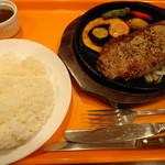 ミートハウス Kitchen たか - 料理写真:ビーフステーキ250g