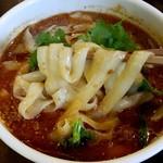 刀削麺酒家 - 刀削麺リフトっ!