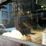 刀削麺酒家 - ロボットが刀削麺を削ってます