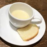 79754014 - チャーム(税別350円)さつまいものスープ