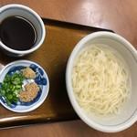 おがわうどん - 料理写真: