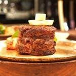 ステーキハウス キッチンリボン - ☆松坂牛 シャトーブリアン 250g