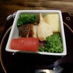 Mitsuyasu - 野菜の八寸