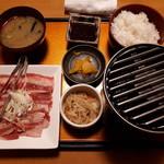 酒菜食彩 七福 - 日替わり800円