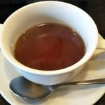 アーレス・コート - コンソメスープはキリッと塩