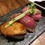 79759932 - 肉寿司