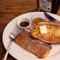 クックコープカフェ - 発酵バターのフレンチトースト