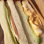 79760104 - サンドイッチ