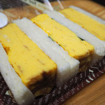 メルヘン - ヨード卵光の玉子焼&だし焼きペア