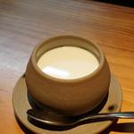 明道町中国菜 一星 - 杏仁豆腐