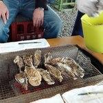 石巻かき小屋 - 料理写真:食べ放題チョイス
