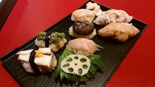 ココマリア - 「野菜の手鞠寿司」