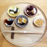 菓ふぇ ムラカミ - 焼もち1