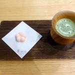 菓ふぇ ムラカミ - お茶菓子
