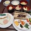 ホテルベストランド - 料理写真:つくばの朝食(\1,100) 和食盛り付け例
